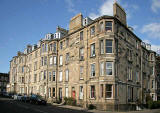 Megland Terrace and Bellevue Street, Broughton, Edinburgh