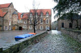 Edinburgh University Buildings, The Pleasance, Edinburgh  -  December 2007