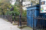 Police Box near the West End of Princes Street  -  October 2010