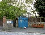 Quality Street, Davidson's Mains  -  Police Box  -  For Sale, May 2012
