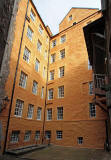 Riddle's Court  -  a court on the south side of the Lawnmarket, Edinburgh