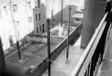 Dumbiedykes Survey Photograph - 1959  -  St John's Square  -  View of the Courtyard from the top  balcony
