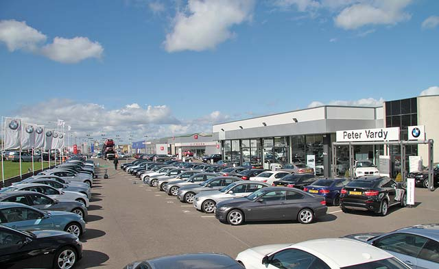 Norwich New Car Dealers
