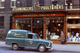 South Charlotte Street - Fish Van  -  1959