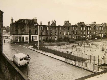 Edinburgh Recollections East Thomas Street Neighbours