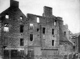 St Andrew Street at Coalhill, Leith  -  Demolished 1915