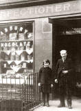 Confectioners Shop at 51 St Stephen Street, Stockbridge