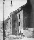 Water Street, between Bowie's Close and Burgess Street, Leith  -  Demolished 1912